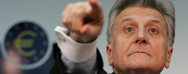 Trichet avisa: puede haber una subida de tipos en julio
