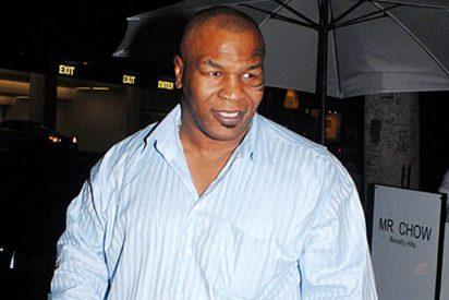 Mike Tyson, un peso demasiado pesado