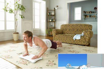 Hacer ejercicio ¿jugando a la Wii en la tele?