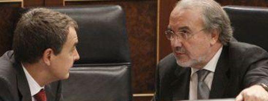 """Pedro Solbes: """"El vicepresidente del Gobierno soy yo"""""""