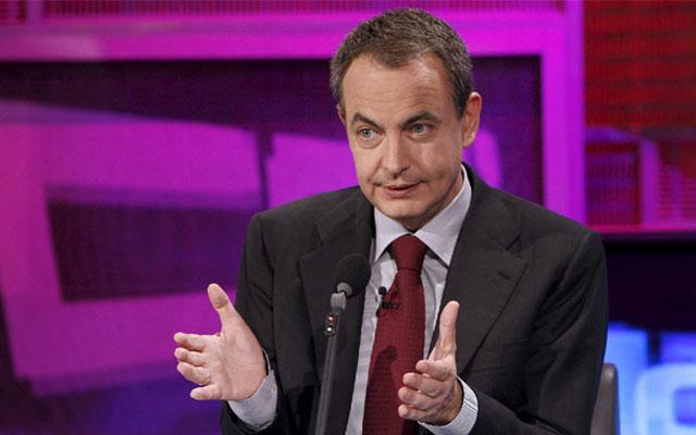 """Zapatero: """"Exagerar la situación económica es antipatriota"""""""