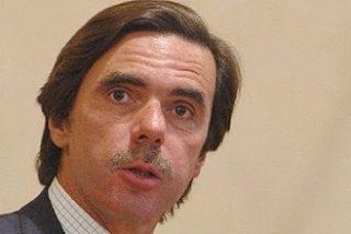 Aznar, «muy preocupado», pide que los veteranos den «estabilidad» al partido