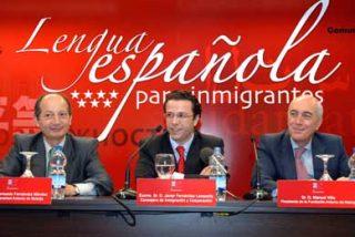 La Comunidad promueve un método de aprendizaje del español para facilitar integración de inmigrantes