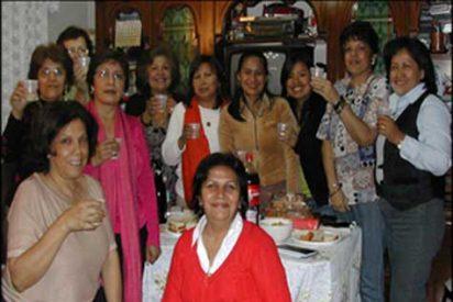 Encuentro de mujeres peruanas en Madrid