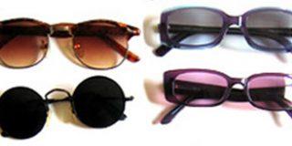 Más del 50% las gafas de sol que se venden en España no superan controles