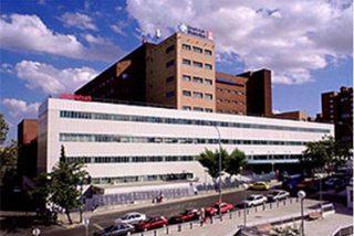La mitad de los quirófanos del Hospital de Móstoles amanecen inundados