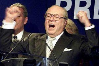 """Le Pen vende su coche blindado en """"ebay"""""""