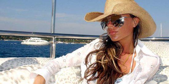 Victoria Beckham, preocupada por su piel