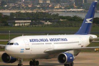 El Gobierno argentino da marcha atrás y descarta ahora expropiar Aerolíneas