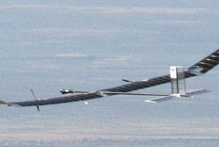 El avión capaz de volar cinco años
