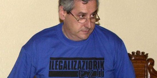 Detienen en Andoain al ex alcalde de EH, José Antonio Barandiaran