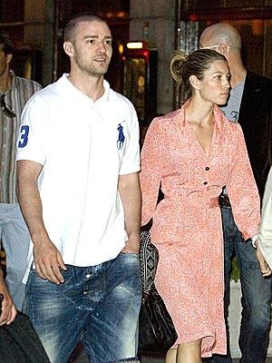 Timberlake y Biel quieren casarse