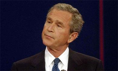 Bush pide perdón a Irak después de que un militar de EEUU utilizara el Corán como diana