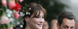 """Carla Bruni confirma que """"desgraciadamente"""" no está embarazada"""