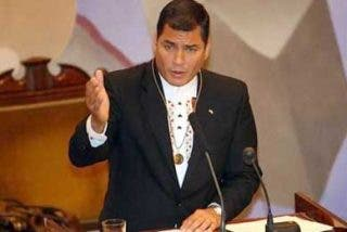 Correa viajará a Francia para hablar con Sarkozy sobre los rehenes de las FARC