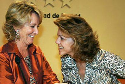 """De Cospedal: """"Apoyo sin condiciones a Rajoy y me niego a apuñalar a Aguirre"""""""