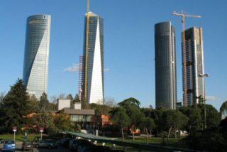 El hotel más alto de Madrid muestra sus secretos