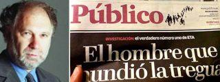 Ekáizer sale forrado del diario Público a los ocho meses de dejar El País escopetado