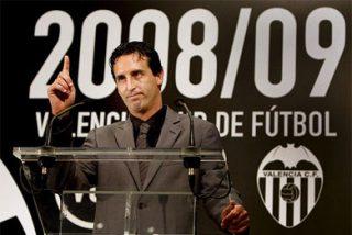 """Emery llega a Valencia, """"a recuperar el tiempo perdido"""""""