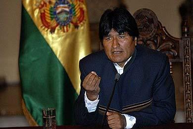 Engañosa tranquilidad en Bolivia