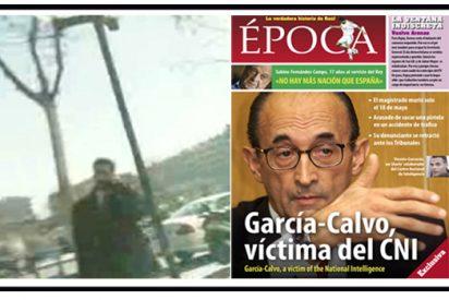 El abogado que actuó en la denuncia falsa contra García-Calvo, conocido entre los miembros de las Fuerzas de Seguridad del Estado