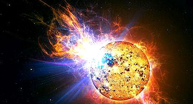 La NASA fotografía la mayor explosión estelar jamás registrada