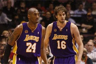 Gasol y los Lakers siguen invictos