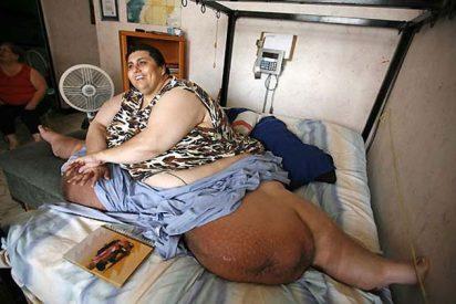 El hombre más gordo del mundo se pone a dieta para volver al Guinness