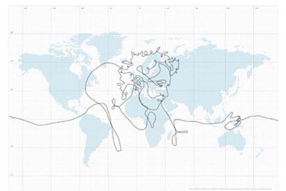 Dibujo al mundo en 55 días