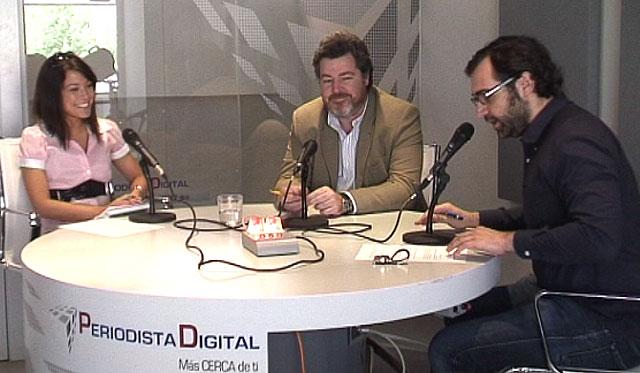"""Juan López de Uralde: """"Si en Atapuerca hubieran usado E. Nuclear no sabríamos qué hacer con sus residuos"""""""