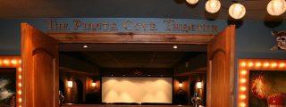 Top 10 de los más alucinantes 'home cinemas': la gruta del pirata (9º)