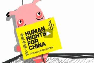 Dibujos animados contra las Olimpiadas