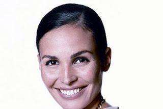 Inés Sastre, radiante imagen de Lancôme