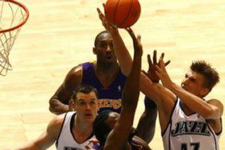 Los Jazz vencen a Los Lakers
