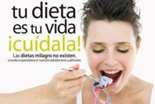 """Las """"dietas milagro"""" son un engaño que perjudican seriamente la salud"""