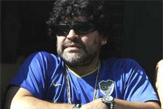 Maradona cree que el Madrid ganó sin brillantez
