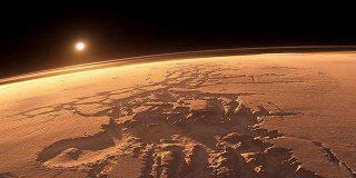 Nuevas pruebas de vida en el planeta rojo