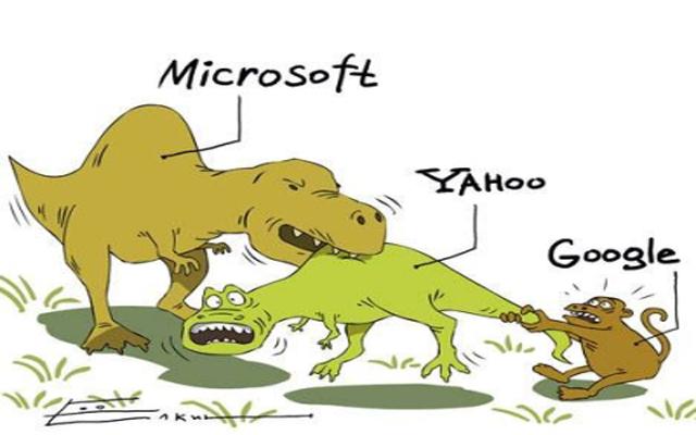 Microsoft solo quiere las búsquedas de Yahoo