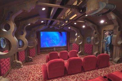Top 10 de los más alucinantes 'home cinemas': Nautilus (8º)