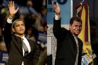 Correa aprecia más a Obama, pero confía en que Clinton derrote a McCain