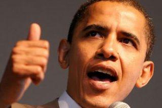 Obama bromea sobre sus orejas
