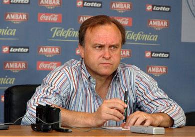 Pardeza dimite como director deportivo del Zaragoza