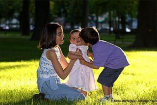 Las calles arboladas reducen el riesgo de asma infantil