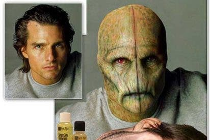 Tutorial Photoshop: cómo transformar en alienígenas a tus estrellas televisivas favoritas