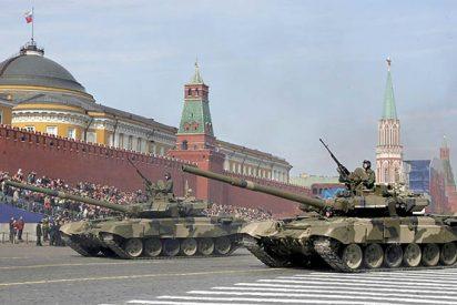 Putin saca los misiles a la calle
