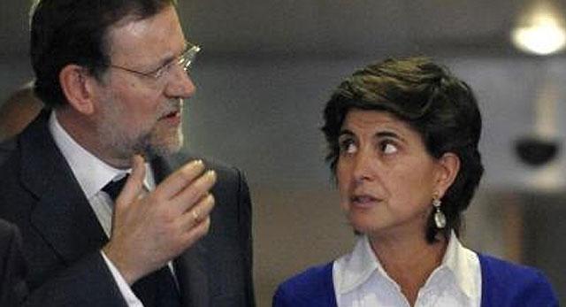 San Gil abandona si Rajoy no cambia de postura