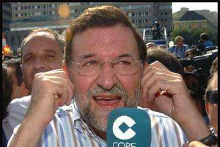 La COPE afirma que Rajoy llegó a plantearse abandonar