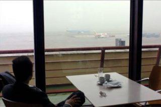 Para evitar el 'jet-lag', ayunar en el avión