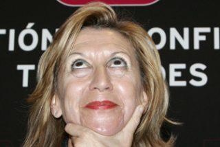Rosa Díez desenmascara a ZP y le enseña cómo disolver los ayuntamientos de ANV