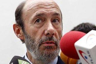 """Rubalcaba: """"Se ha detenido al miembro con más peso político y militar de ETA"""""""